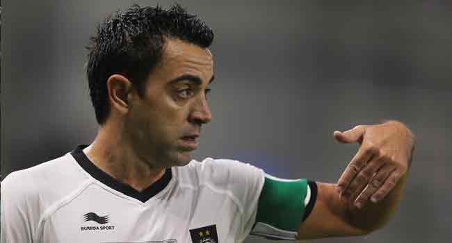 Xavi To Miss Catalonia Friendly Over Club Engagements
