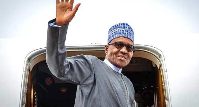 Buhari Departs For Medical Trip In UK
