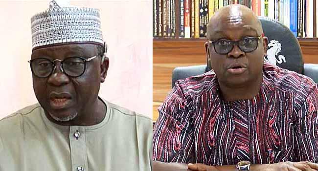 Ekiti APC Primaries: Al-Makura, Fayose Condemn Violence