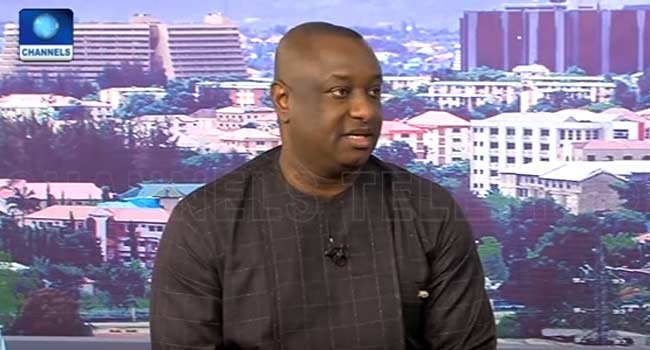Keyamo Defends FG, Says Buhari's Govt Not Responsible For Recession