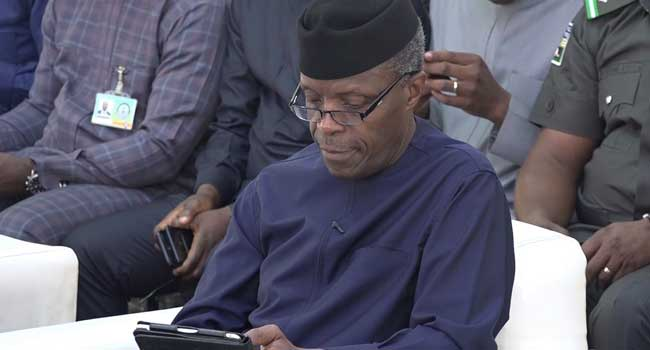 Hackers Failed In Attempt To Gain Access Into Osinbajo's Twitter Account – Aide