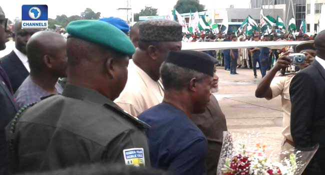 N-Power Build – Channels Television