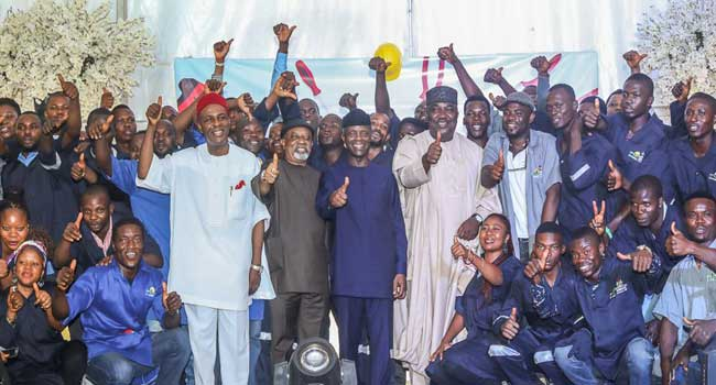 FG Is Committed To Tackling Youth Unemployment – Osinbajo