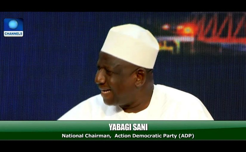 The Change We Have In Nigeria Is From Bad To Worse – Sani