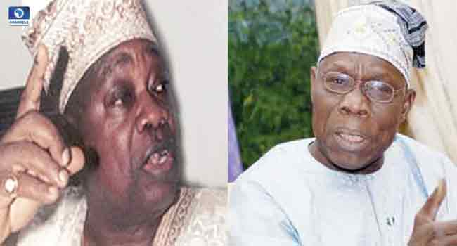 Obasanjo Ignored All Appeals To Honour MKO Abiola – NADECO