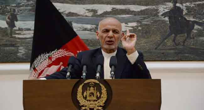 President Calls For 'Serious Talks' With Taliban In Afghanistan
