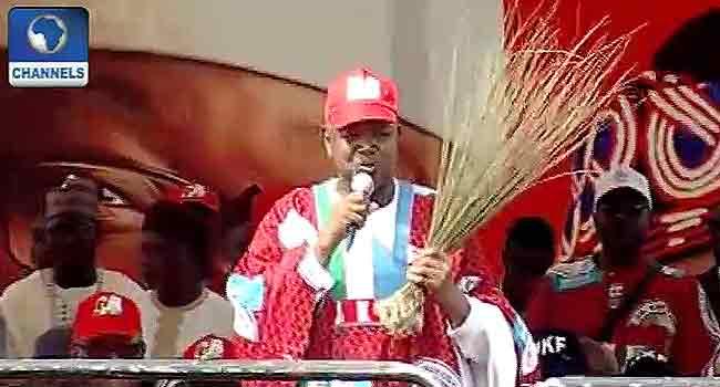 Nigeria In Safe Hands Under President Buhari – Kebbi Governor