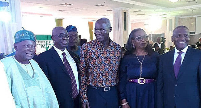LIVE: Stakeholders Speak On Future Of Nigerian Youth At BRF GABFEST Lecture
