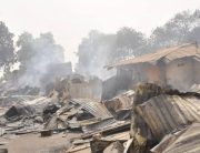Buhari Condoles With Bauchi State Over Windstorm, Market Fire