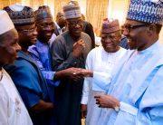 PHOTOS: President Buhari Hosts APC Governors