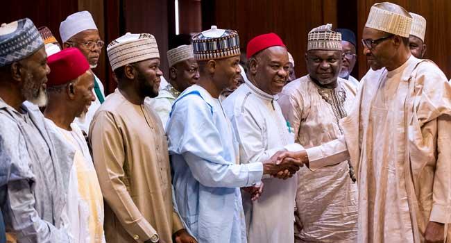 Sharia Supreme Council Visits Buhari, Calls For Tougher Security Measures