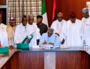 Presidency Reacts To NASS Response On Changes Made To 2018 Budget