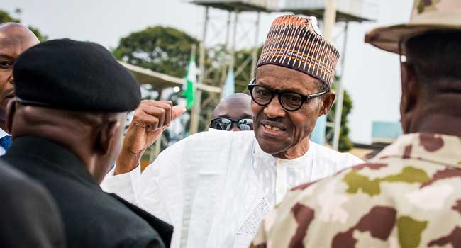 President Buhari Visits Plateau Over Killings