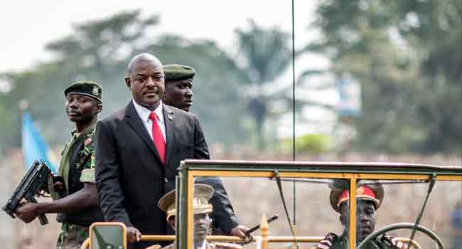 UN Pushes Burundi To Reach Agreement On 2020 Elections