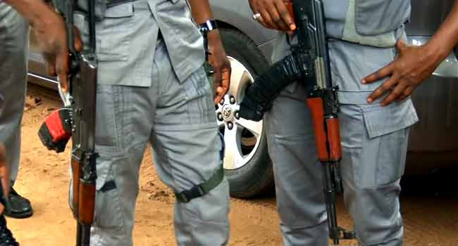 Five Suspects Arrested Over Attack On Customs Officer In Ogun
