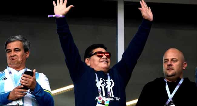 Maradona To Coach Mexican Second-Division Side Dorados