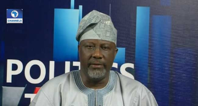 APC Is Sick, Suffering Abnormality – Dino Melaye