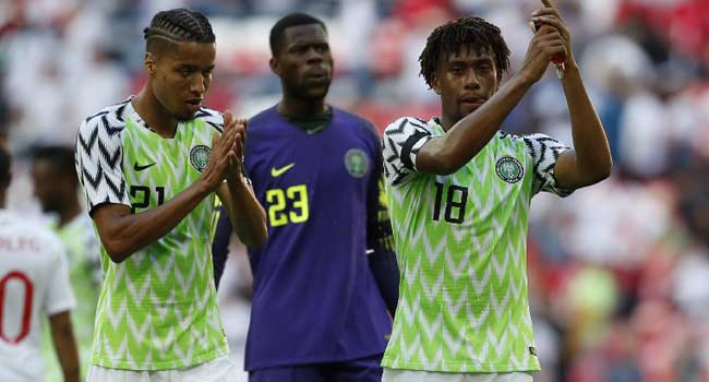 Pray For Our Success At World Cup, Super Eagles Beg Nigerians