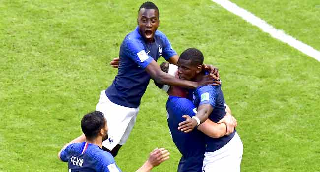 BREAKING! World Cup: France Beat Australia As VAR Makes History