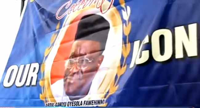 Why We Are Accepting GCON Title For Gani Fawehinmi – Son