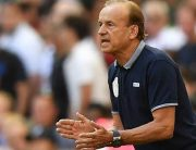 World Cup: Gernot Rohr Says Russians Will Support Nigeria