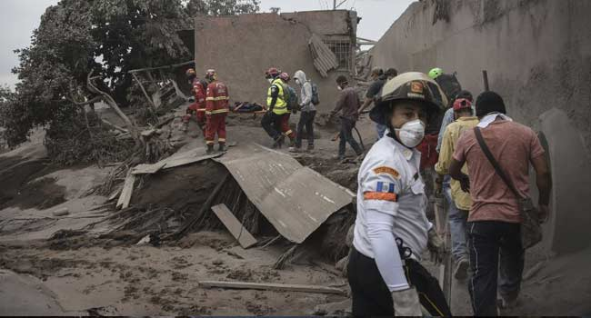 Nearly 200 Missing In Guatemala Volcano Disaster