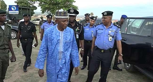 Niger Jailbreak: IGP Sends Special Investigators To Minna