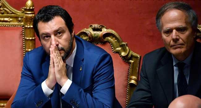Italian Railways Boss Resigns After Govt Sacks Board