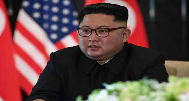 North Korea Sanctions May Be Eased Before Full Denuclearisation