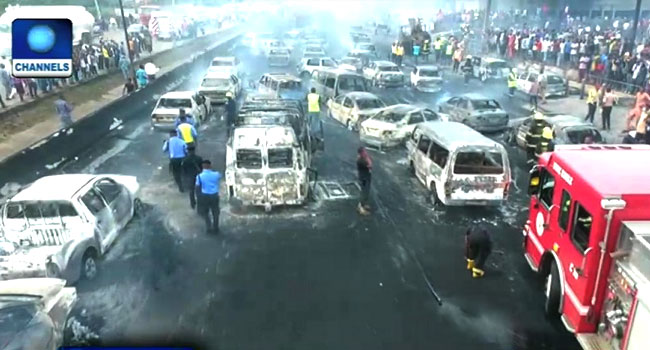 Tanker Explosion: Lagos Govt Announces Findings After Preliminary Investigation