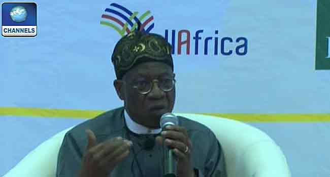 Ekiti Election: Lai Mohammed Hails Outcome, Says Nigerians Have Spoken