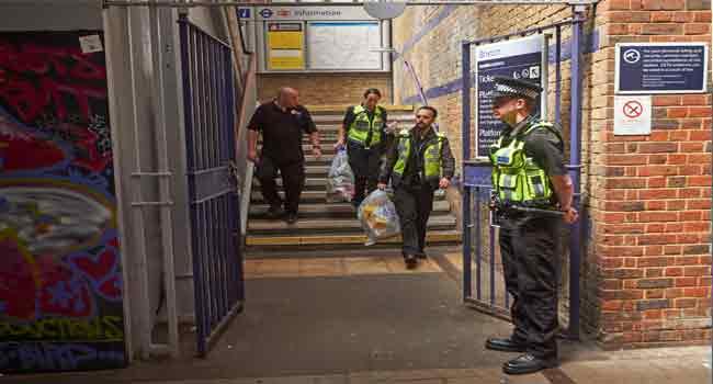Three Killed In London Train Accident