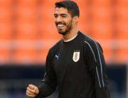 Uruguay Star Suarez In FinalShot At World Cup Redemption