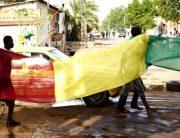 Police, Opposition Demonstrators Clash Injures 16 In Mali