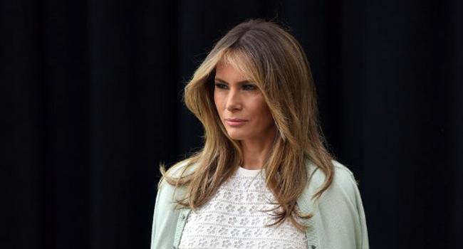 'I Really Don't Care': Melania Trump's Jacket Stuns On Migrant Visit