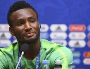 Mikel To Miss EaglesAFCON Qualifier AgainstSouth Africa