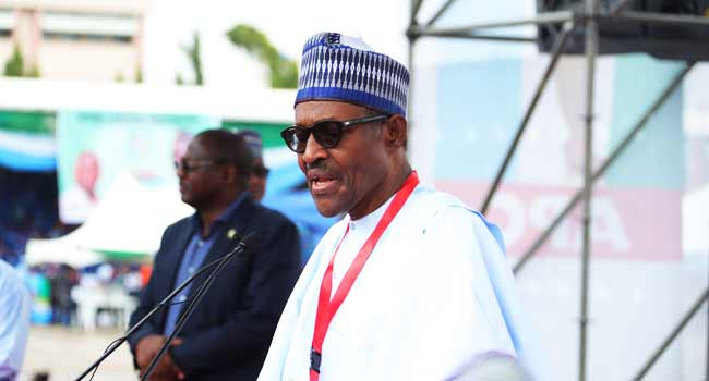 Buhari Orders Clampdown On Illegal Security Outfits