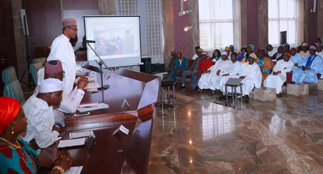 Looted Funds: The Opposition Is In A Position To Sponsor Mischief – Buhari