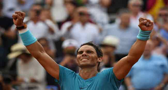 Rafael Nadal claims record-extending 11th French Open crown