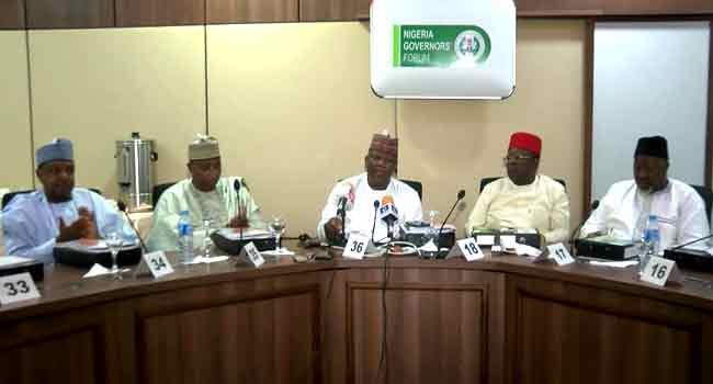 Governors Condemn Plateau Killings, Seek 'Holistic Solution' To Insecurity