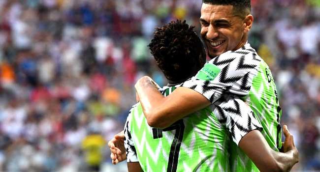 'God Bless Super Eagles': Osinbajo, Saraki, Others React To Nigeria's First Win