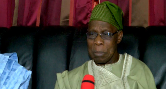 Obasanjo Visits Plateau, Calls For Investigation Into Killings