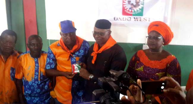 Mimiko's Return To Labour Party Sparks Controversy