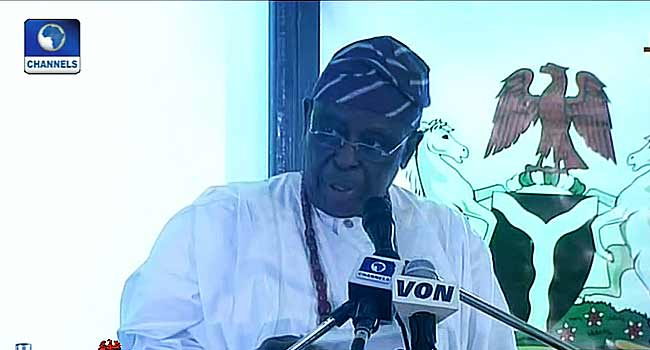 June 12 Declaration: It Is Never Too Late To Correct A Wrong – Osoba