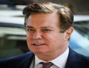 Ex-Trump Campaign Chief Manafort To Be Sentenced In February