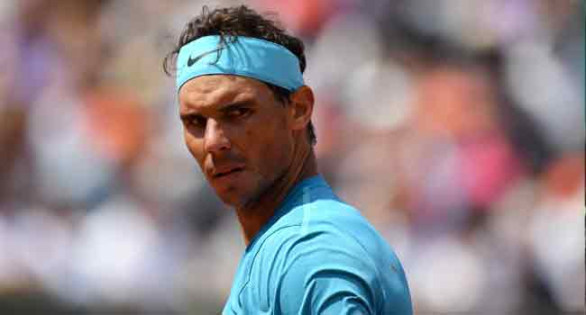 Nadal Confident About Fitness For Australian Open