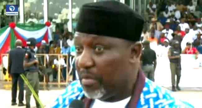 APC Convention: Delegates' Clash Is 'Nothing Too Serious' – Okorocha