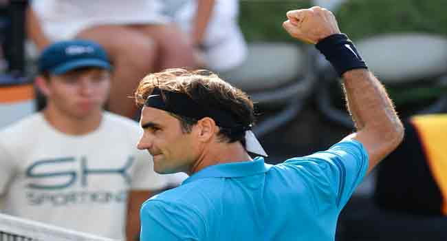 Federer Regains World Number One Ranking After Kyrgios Win