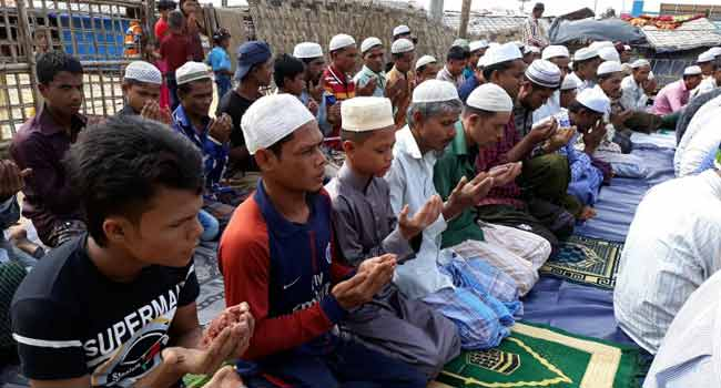 Rohingya RefugeesMark First Eid Since Myanmar Crackdown