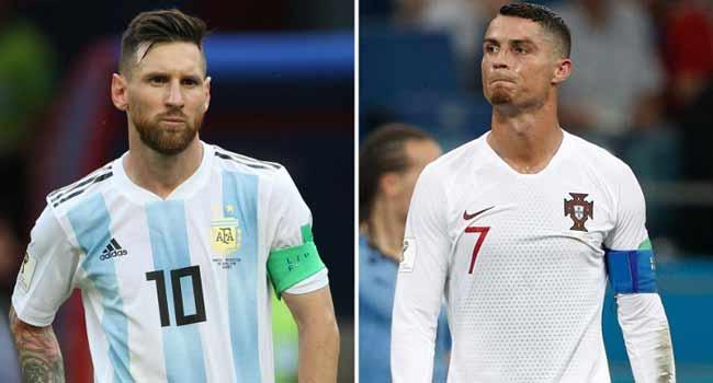 Ronaldo, Messi, Others Dominate FIFA Best Player Award Shortlist